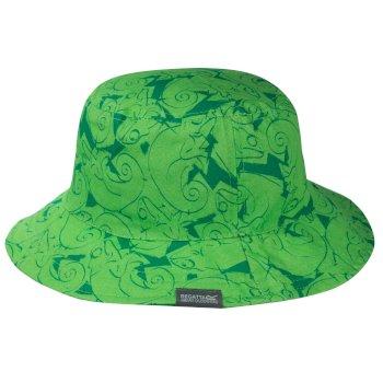 Kids' Cruze Hat II Cypress Green