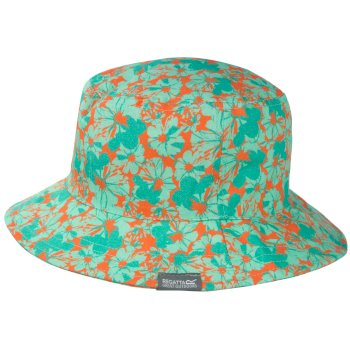 Kids' Cruze Hat II Pale Jade