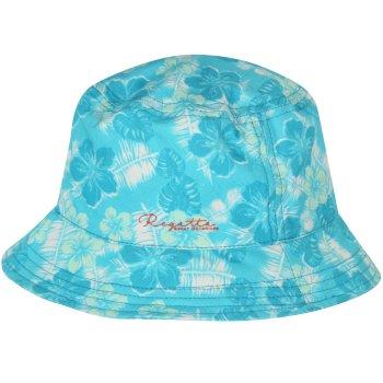 Kids Crow Cool Weave Cotton Canvas Hat Horizon