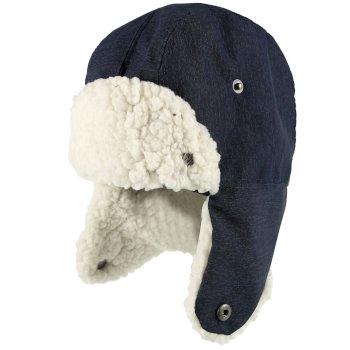 Tavis Trapper Hat Navy