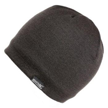 Dziecięca czapka beanie Banwell II czarna