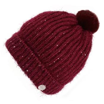 Dziecięca czapka Heddie Lux bordowa