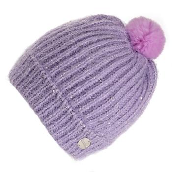 Dziecięca czapka Heddie Lux liliowa