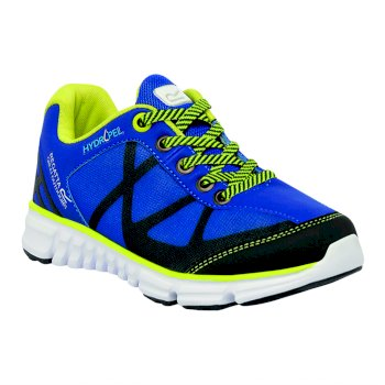 Kids' Hyper-Trail Low Shoe Blue Neon