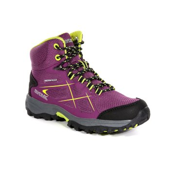 Kids' Kota Walking Boots Winberry Lime Punch