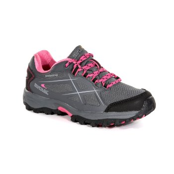 Kids' Kota Low Walking Shoes Granite Tulip