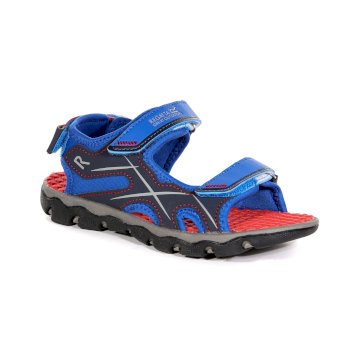 Granatowe sandały dziecięce Kota Drift Jnr
