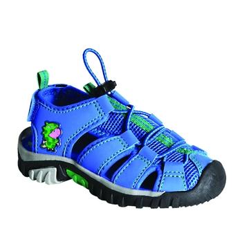 Dziecięce sandały Świnka Peppa niebieskie
