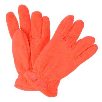 Dziecięce rękawiczki narciarskie Taz II pomarańczowe