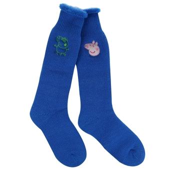 Kids' 2 Pair Wellington Socks Blue George