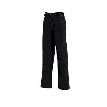 Kids Fenton Stretch Softshell Trousers Black