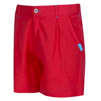 Kids' Damita Casual Shorts Coral Blush