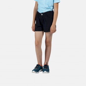 Kids' Delicia Casual Coolweave Shorts Navy