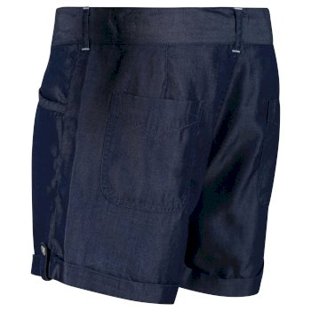 Kids' Delicia Casual Coolweave Shorts Chambray