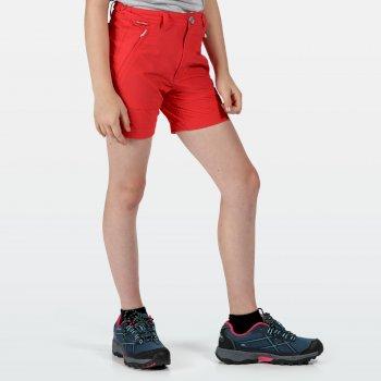 Kids' Highton Walking Shorts Coral Blush