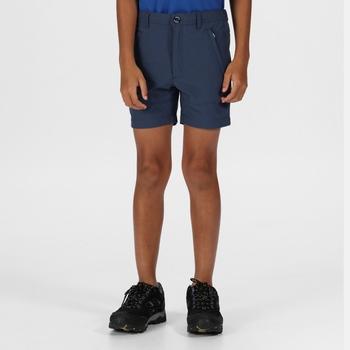 Kids' Highton Walking Shorts Dark Denim