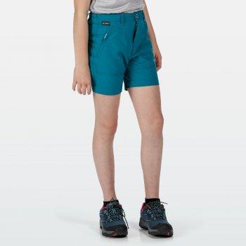 Kids' Highton Walking Shorts Olympic Teal