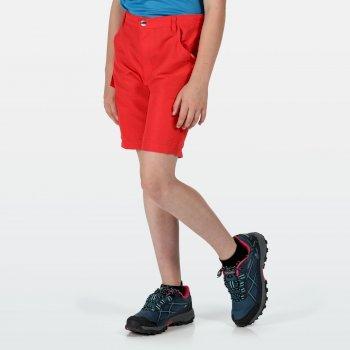 Kids' Sorcer II Cargo Shorts Coral Blush