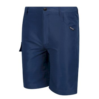 Kids' Sorcer II Cargo Walking Shorts Dark Denim