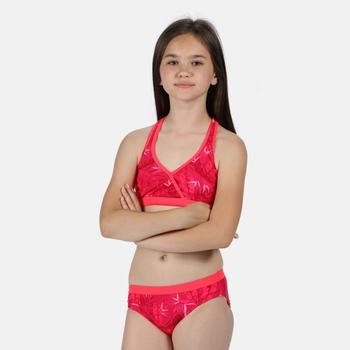 Kids' Hosanna Swimming Top Duchess Pink