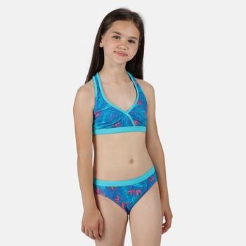 Kids' Hosanna Swimming Top Victoria Blue