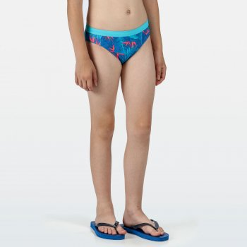 Kids' Hosanna Swimming Briefs Victoria Blue