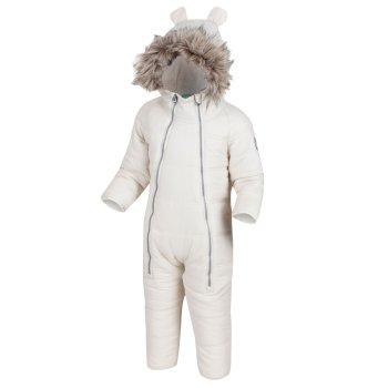 Kids' Panya Insulated Snowsuit Light Vanilla