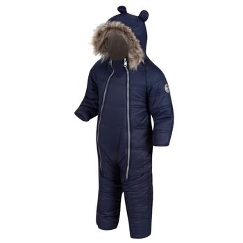 Kids' Panya Insulated Snowsuit Navy