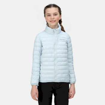 Kids' Hillpack Insulated Quilted Jacket Ice Blue