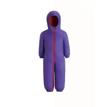 Kids Splosh III Plain Breathable Waterproof Puddle Suit Peony Purple