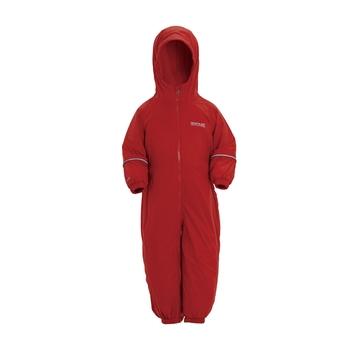 Kids' Splosh III Breathable Waterproof Puddle Suit Pepper Red