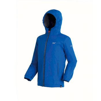 Hurdle II Waterproof Insulated Jacket Oxford Blue