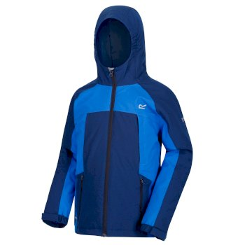 Kids' Aptitude IV Waterproof Insulated Jacket Prussian Oxford Blue