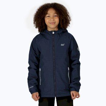Kids' Hurdle III Waterproof Insulated Jacket Navy