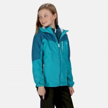 Unisex ni/ños Chaqueta aislante impermeable Regatta Hurdle Iii Insulated Waterproof Jacket