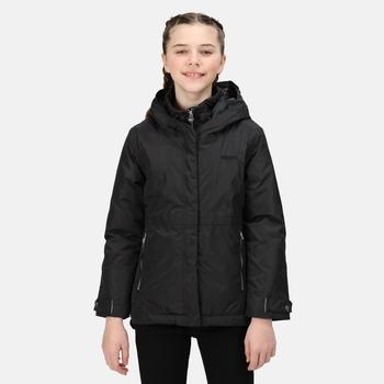 Kids' Benazira Waterproof Insulated Jacket Black