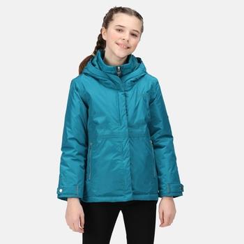 Kids' Benazira Waterproof Insulated Jacket Gulfstream