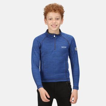 Dziecięca bluza szybkoschnąca Berley niebieska