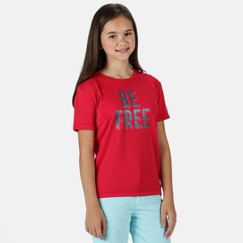 Kid's Alvardo V Graphic T-Shirt Duchess