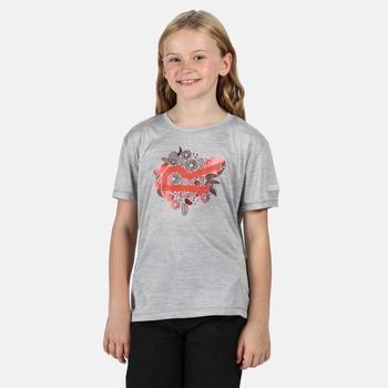 Kid's Alvardo V Graphic T-Shirt Dapple