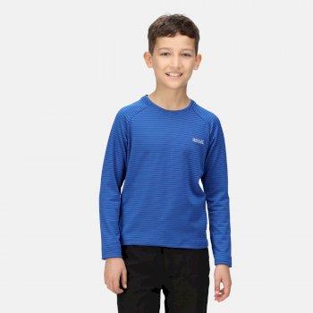 Kids' Samley Long Sleeved T-Shirt Surf Spray
