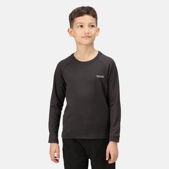 Kids' Samley Long Sleeved T-Shirt Ash