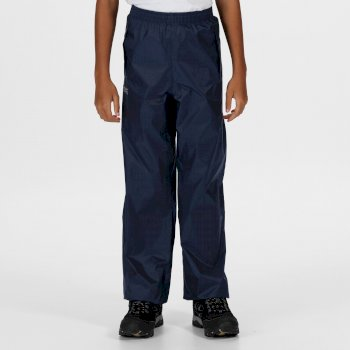 Kids' Pack It Overtrousers Midnight
