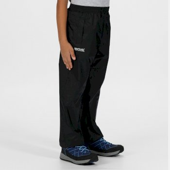 Kids' Pack It Overtrousers Black