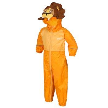 Kids' Charco Waterproof Puddle Suit Butterscotch Lion