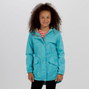 Kids Trifonia Waterproof Jacket Horizon