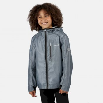 Kids' Hydroid Lightweight Waterproof Jacket Magnet