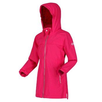 Kids' Talina Waterproof Hooded Fishtail Parka Jacket Duchess