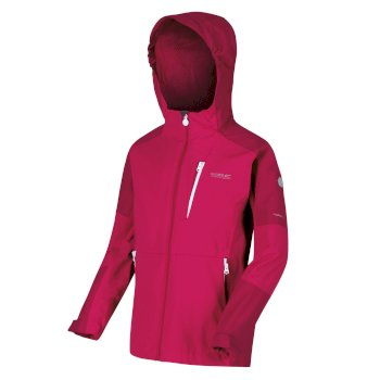 Kids' Calderdale II Waterproof Jacket Duchess Dark Cerise