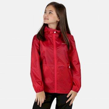 Kids' Bagley Waterproof Hooded Packaway Walking Jacket Duchess